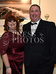 Nigel Burke and Anne McGovern at the Odie Wants to Walk Valentine Ball in the Glenside hotel. Photo:Colin Bell/pressphotos.ie