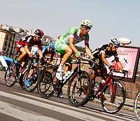 NAPOLI 04/05/2013 PRIMA TAPPA  CIRCUITO NAPOLI 968 GIRO D'ITALIA.NELLA FOTO .FOTO CIRO DE LUCA.Cyclist riders during  the first stage of 96° Giro d''italia cycling race in Naples