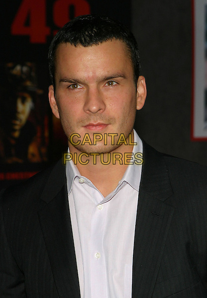 BALTHAZAR GETTY.Ladder 49 World Premiere held at the El Capitan Threatre, Hollywood, CA, USA, 20th September, 2004..portrait headshot.Ref: ADM.www.capitalpictures.com.sales@capitalpictures.com.©Capital Pictures.