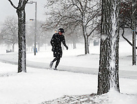 December Snow 2013