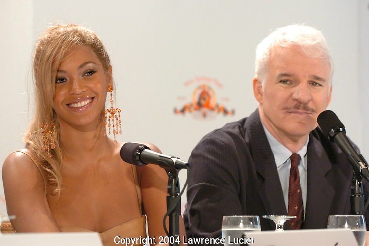 Beyonce Knowles, Steve Martin