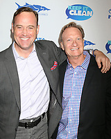 """LOS ANGELES - MAR 1:  Matt Iseman, Kent Weed at the """"Keep It Clean"""" Benefit for Waterkeeper Alliance at Avalon on March 1, 2018 in Los Angeles, CA"""