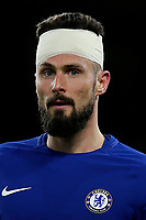 Olivier Giroud of Chelsea during Chelsea vs West Bromwich Albion, Premier League Football at Stamford Bridge on 12th February 2018