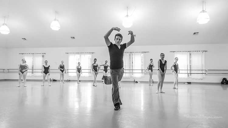 Summer Session II - Class with Carlos Guerra.