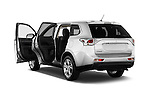 Car images close up view of a 2014 Mitsubishi Outlander Instyle 5 Door SUV doors