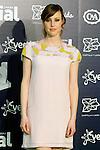 Spanish actress Natalia de Molina during the Cadena Dial Awards 2014. March 7, 2014. (ALTERPHOTOS/Acero)