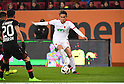 (R-L) Takashi Usami (Augsburg), Charles Aranguiz (Leverkusen),<br /> FEBRUARY 17, 2017 - Football / Soccer :<br /> German Bundesliga match between FC Augsburg 1-3 Bayer 04 Leverkusen at WWK Arena in Augsburg, Germany. (Photo by Takamoto Tokuhara/AFLO)