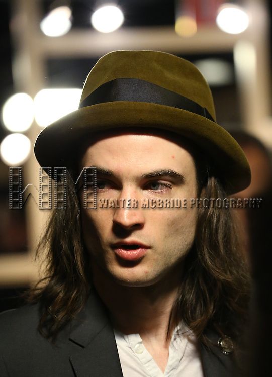 Tom Sturridge  'In The Spotlight' at the 2013 Tony Awards Meet The Nominees Junket  at the Millennium Broadway Hotel in New York on 5/1/2013...
