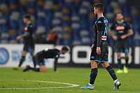 Dries Mertens of Napoli dejection<br /> Napoli 14-12-2019 Stadio San Paolo <br /> Football Serie A 2019/2020 <br /> SSC Napoli - Parma Calcio 1913<br /> Photo Cesare Purini / Insidefoto