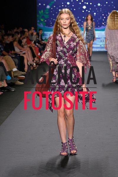 Nova Iorque, EUA &sbquo;11/09/2013 - Desfile de Anna Sui durante a Semana de moda de Nova Iorque  -  Verao 2014. <br /> Foto: Firstview/FOTOSITE