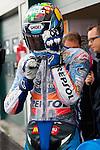 GP TIM de San Marino during the moto world championship 2014.<br /> Circuito Marco Simoncelli, 12-09-2014<br /> Moto3<br /> alex marquez<br /> RM / PHOTOCALL3000