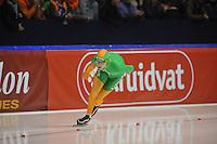 SCHAATSEN: HEERENVEEN: 28-12-2013, IJsstadion Thialf, KNSB Kwalificatie Toernooi (KKT), 10.000m, Bob de Jong, ©foto Martin de Jong
