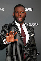 BURBANK, CA - AUGUST 29: Kofi Siriboe<br />