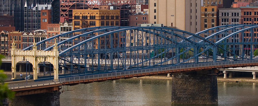 Pittsburgh Bridges - Smithfield Street bridge