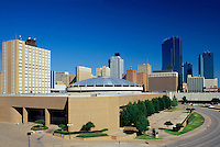 Downtown Convention Center, Ft. Worth, Texas