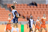 Houston, TX - Saturday July 15, 2017: Havana Solaun during a regular season National Women's Soccer League (NWSL) match between the Houston Dash and the Washington Spirit at BBVA Compass Stadium.