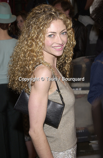 Rebecca Gayheart arriving at the premiere of Blow  at the Chinese Theatre in Los Angeles 3/29/2001  GayheartRebecca01A.jpg