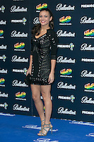 Elisa Mouliaa attend the 40 Principales Awards at Barclaycard Center in Madrid, Spain. December 12, 2014. (ALTERPHOTOS/Carlos Dafonte) /NortePhoto