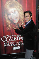"Dan Bucatinsky at the premiere of his HBO TV series ""The Comeback"" at the El Capitan Theatre, Hollywood.<br /> November 5, 2014  Los Angeles, CA<br /> Picture: Paul Smith / Featureflash"