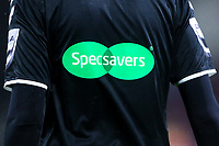Picture by Alex Whitehead/SWpix.com - 08/02/2018 - Rugby League - Betfred Super League - Huddersfield Giants v Warrington Wolves - John Smith's Stadium, Huddersfield, England - Referees, Officials, Specsavers, Dacia.