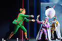ELF THE MUSICAL opens at the Dominion Theatre, Tottenham Court Road. Picture shows: Ben Forster (Buddy) and ensemble.