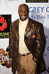 MICHAEL CLARKE DUNCAN. Red Carpet arrivals to a post-Grammy soiree hosted by Jamie Foxx at the Conga Room, LA LIVE..Los Angeles, CA, USA. January 31, 2010.