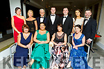 Attending the Enable Ireland Diamond Ball in the Ballygarry House Hotel on Saturday.Seated l to r: Breda Hurley, Laura Reidy, Mairead and Jackie Hurley.<br /> Back l to r: Linda Hurley, Catherine McCarthy, Sean, Conor, Brian, Ciara and Liam Hurley.