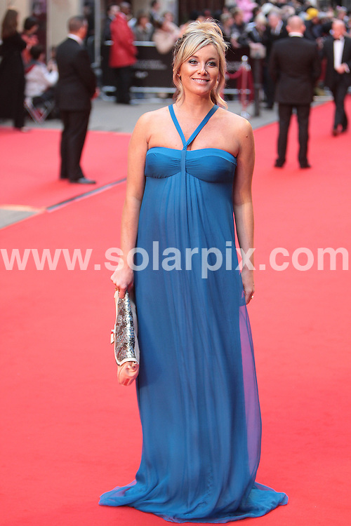 **ALL ROUND PICTURES FROM SOLARPIX.COM**.**NO UK NEWSPAPER PUBLICATION **UK MAGAZINE & SUPPLEMENT PUBLICATION ONLY** AND NO PUBLICATION IN FRANCE, SCANDINAVIA, AUSTRALIA AND GERMANY** .The British Academy TV Bafta Awards at the London Palladium..This pic:Tamzin Outhwaite.JOB REF:6191-SFE       DATE:20_04-08 .**MUST CREDIT SOLARPIX.COM OR DOUBLE FEE WILL BE CHARGED* *UNDER NO CIRCUMSTANCES IS THIS IMAGE TO BE REPRODUCED FOR ANY ONLINE EDITION WITHOUT PRIOR PERMISSION*