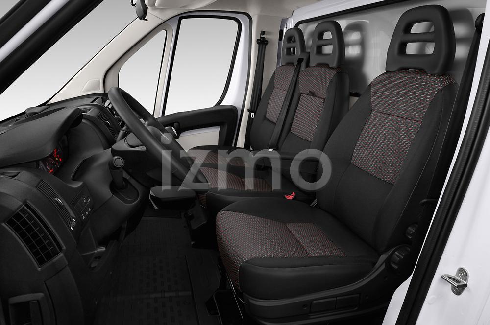Front seat view of 2019 Peugeot Boxer - 2 Door Parcel Van Front Seat  car photos