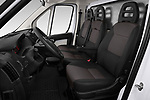 Front seat view of 2019 Peugeot Boxer - 2 Door Parcel Van Front Seat  car photos