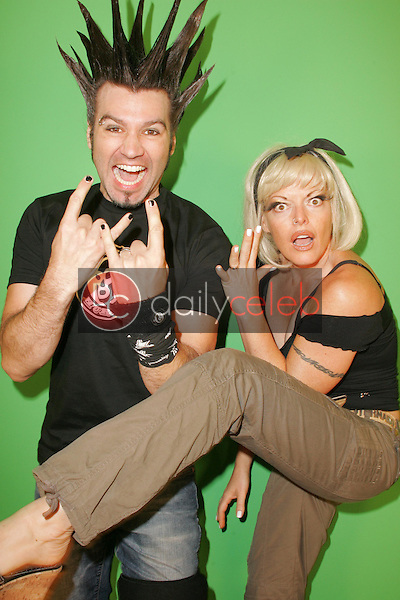 Phil X and Ninette Terhart of Powder<br />