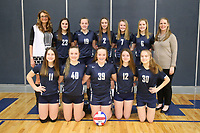 8th Grade Volleyball 1/24/19