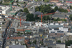Aerial photo of Laurence Street looking North showing the Laurence Shopping Centre under construction. Drogheda 02/09/05...Photo NEWSFILE/Fran Caffrey.(Photo credit should read Fran Caffrey/NEWSFILE)....This Picture has been sent you under the condtions enclosed by:.Newsfile Ltd..The Studio,.Millmount Abbey,.Drogheda,.Co Meath..Ireland..Tel: +353(0)41-9871240.Fax: +353(0)41-9871260.GSM: +353(0)86-2500958.email: pictures@newsfile.ie.www.newsfile.ie.FTP: 193.120.102.198...This picture is from Fran Caffrey@newsfile.ie