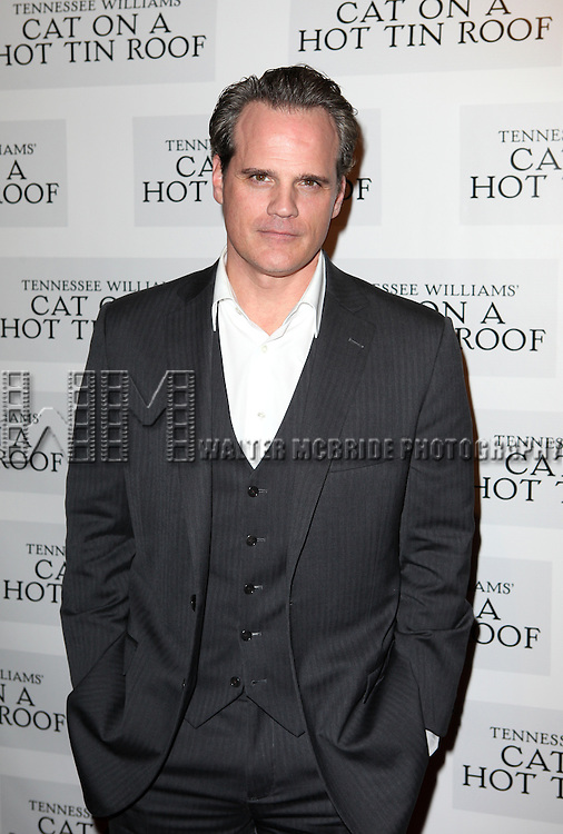 Michael Park attending the Broadway Opening Night Performance After Party for 'Cat On A Hot Tin Roof' at The Lighthouse at Chelsea Piers in New York City on 1/17/2013