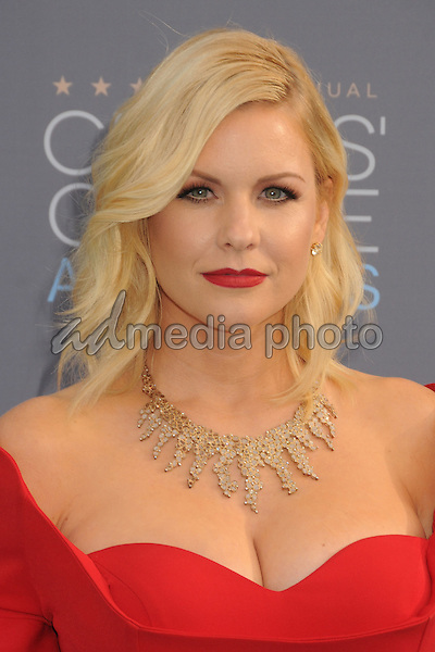 17 January 2016 - Santa Monica, California - Carrie Keagan. 21st Annual Critics' Choice Awards - Arrivals held at Barker Hangar. Photo Credit: Byron Purvis/AdMedia