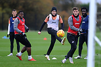 2018 11 07 Swansea City Training, The Fairwood Training Ground in Swansea, Wales, UK.