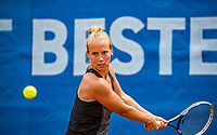 Zandvoort, Netherlands, 8 June, 2019, Tennis, Play-Offs Competition, Richel Hogenkamp (NED)<br /> Photo: Henk Koster/tennisimages.com