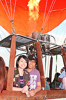 20130403 April 3 Hot Air Balloon Cairns