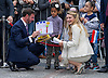 "Wedding of HRH the Hereditary Grand Duke and Countess Stéphanie de Lannoy.Civil ceremony at the Town Hall, City of Luxembourg_19-10-2012.Mandatory credit photo: ©Dias/NEWSPIX INTERNATIONAL..(Failure to credit will incur a surcharge of 100% of reproduction fees)..                **ALL FEES PAYABLE TO: ""NEWSPIX INTERNATIONAL""**..IMMEDIATE CONFIRMATION OF USAGE REQUIRED:.Newspix International, 31 Chinnery Hill, Bishop's Stortford, ENGLAND CM23 3PS.Tel:+441279 324672  ; Fax: +441279656877.Mobile:  07775681153.e-mail: info@newspixinternational.co.uk"