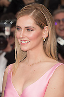 CANNES, FRANCE - MAY 13: Chiara Ferragni attends the screening of 'Sink Or Swim (Le Grand Bain)' during the 71st annual Cannes Film Festival at Palais des Festivals on May 13, 2018 in Cannes, France.<br /> Picture: Kristina Afanasyeva/Featureflash/SilverHub 0208 004 5359 sales@silverhubmedia.com