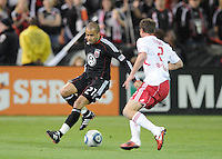 DC United vs New York Red Bulls April 21 2011