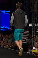 S&Atilde;O PAULO-SP-03.03.2015 - INVERNO 2015/MEGA FASHION WEEK - Grife Stanley/<br /> O Shopping Mega Polo Moda inicia a 18&deg; edi&ccedil;&atilde;o do Mega Fashion Week, (02,03 e 04 de Mar&ccedil;o) com as principais tend&ecirc;ncias do outono/inverno 2015.Com 1400 looks das 300 marcas presentes no shopping de atacado.Br&aacute;z-Regi&atilde;o central da cidade de S&atilde;o Paulo na manh&atilde; dessa segunda-feira,02.(Foto:Kevin David/Brazil Photo Press)