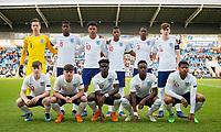 England U17 v Netherlands U17 - Under 17 Euro Championships Semi Final - 17.05.2018