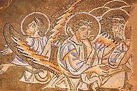 Angel Mosaics from Basilica San Marco ( St Mark's Basilica ) Venice, Italy