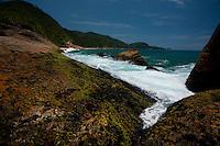 Paraty_RJ, Brasil...Praia de Trindade, a mais procurada do municipio de Paraty no estado do Rio de Janeiro...The Trindade beach In Paraty, Rio de Janeiro...Foto: JOAO MARCOS ROSA / NITRO