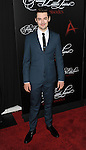 Brandan Robinson arriving at the 'Pretty Little Liars 100TH Episode Celebration' held at The W Hollywood Hotel Los Angeles, CA. May 31, 2014.
