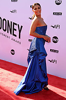 HOLLYWOOD, CA - JUNE 7: Juliana Paes at the American Film Institute Lifetime Achievement Award Honoring George Clooney at the Dolby Theater in Hollywood, California on June 7, 2018. <br /> CAP/MPI/DE<br /> &copy;DE//MPI/Capital Pictures