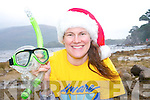 Nicki McCarthy is calling on swimmers to once again raise substancial funds for Aware with her annual Christmas swim on Dundag beach.