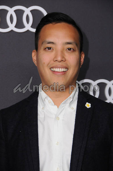 13 September  2017 - Hollywood, California - Allan Yang. Audi Celebrates the 69th Emmys held at The Highlight Room in Hollywood. Photo Credit: Birdie Thompson/AdMedia