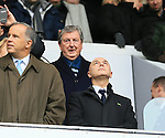 England's Roy Hodgson looks on<br /> <br /> Barclays Premier League- Tottenham Hotspurs vs Arsenal  - White Hart Lane - England - 7th February 2015 - Picture David Klein/Sportimage